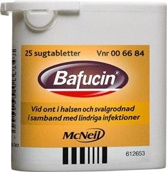 Bafucin, 25 st