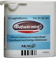 Bafucin Mint, 25 st
