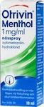 Otrivin Menthol Nässpray 1mg/ml, 10 ml
