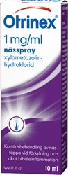 Otrinex nässpray, 10ml
