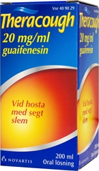 Theracough Hostmedicin, 200 ml