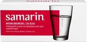 Samarin, 36 portionspåsar