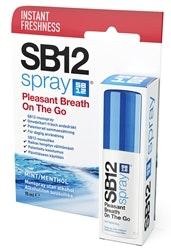 SB12 Munspray, 15 ml