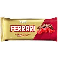 TOMS FERRARI CHOKLAD 80G