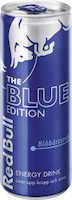 RED BULL BLUE 25CL