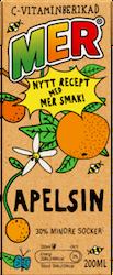 MER APELSIN 20CL