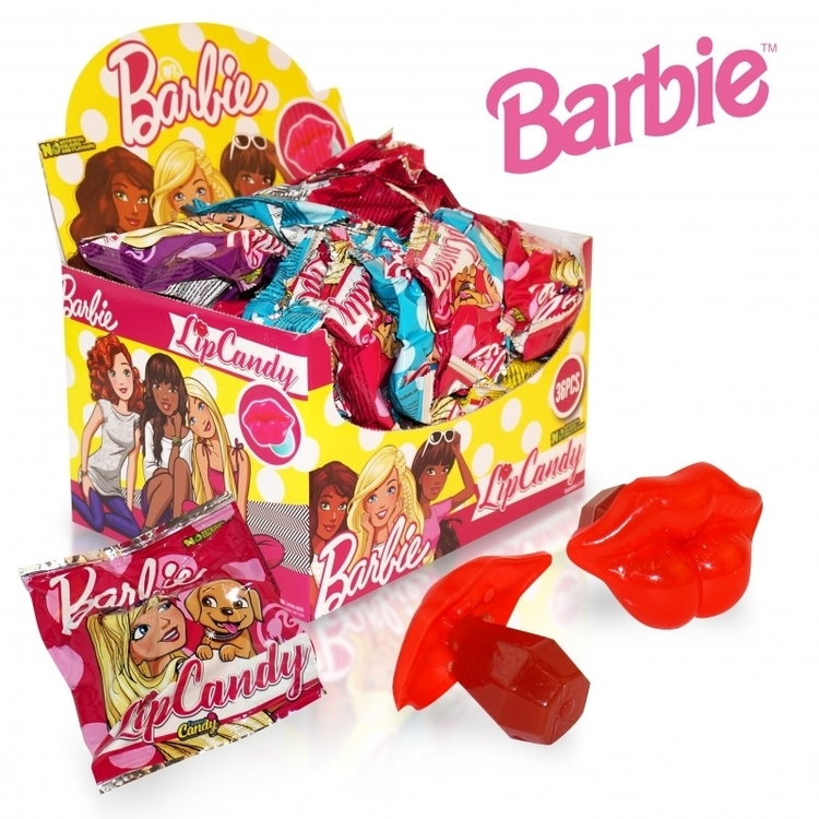 Barbie Lip Candy 36-p