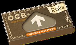 OCB Rolls Unbleached