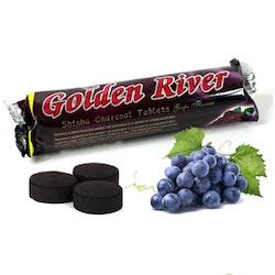Kol (rulle) Golden River - Grape