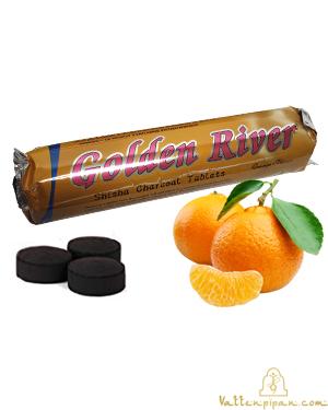 Kol (rulle) Golden River - Orange