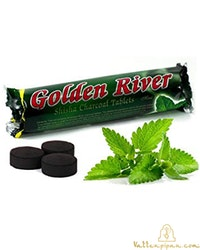 Kol (rulle) Golden River - Mint