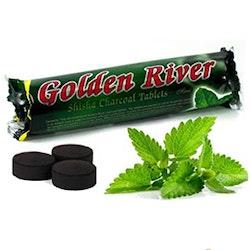 Kol (rulle) Golden River - Mint