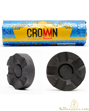 Kol (rulle) Carbopol Crown