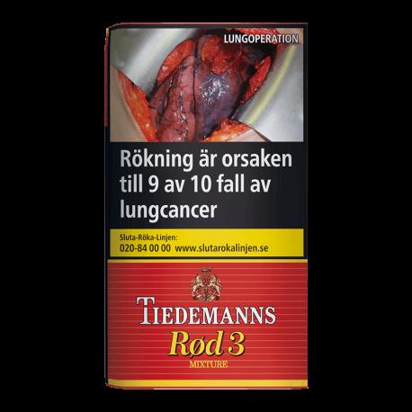 Tiedemanns Röd 3