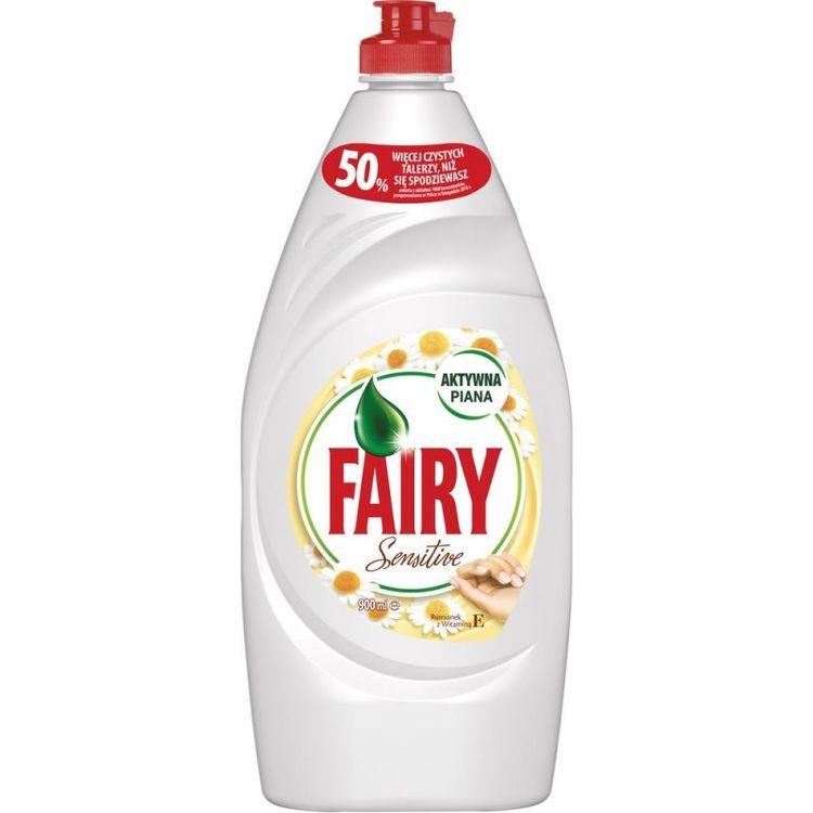 Fairy Diskmedel Sensitive 12 X 900 ML