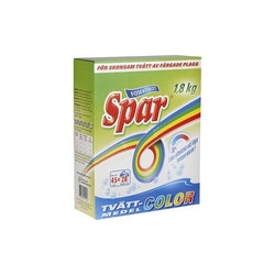 Spar Tvättmedel Color 5 X 1,8 KG