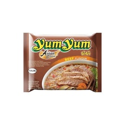 Yum Yum Noodle Beef 30 X 60 G