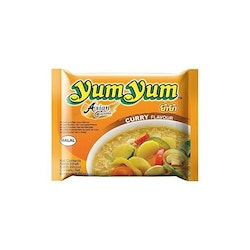 Yum Yum Noodle Curry 30 X 60 G