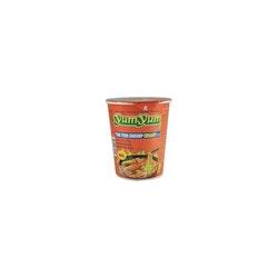 Yum Yum Cup Noodle Shrimp Creamy 12 X 70 G