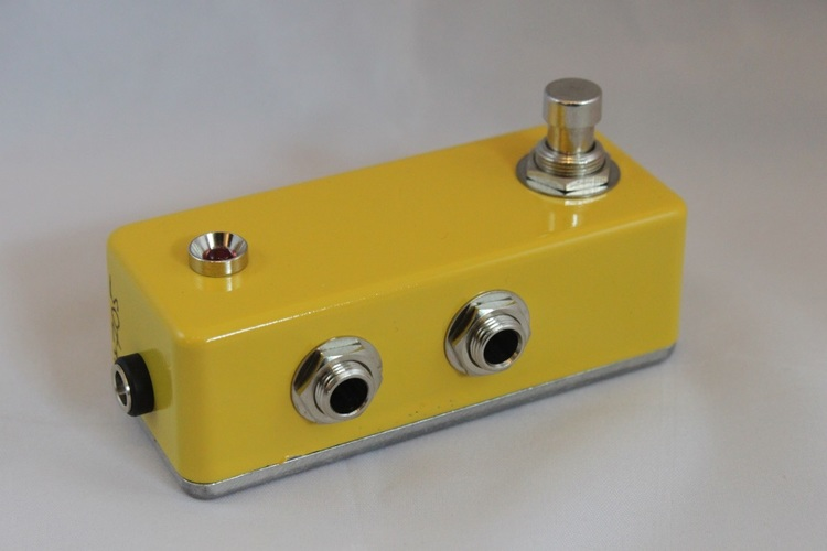 True bypass mini looper