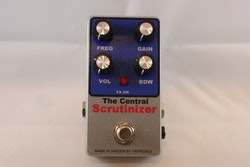 The Central Scrutinizer