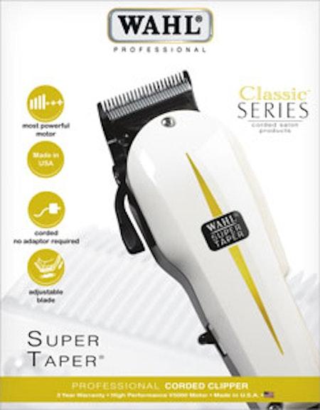 WAHL 8591-016 Prolithium Series Super Taper