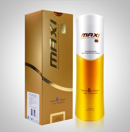 Maxi Brazilian Gold Keratin 250ml/1000ml