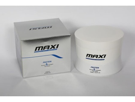 Maxi Brazilian Keratin Silver Hair Mask 1000ml