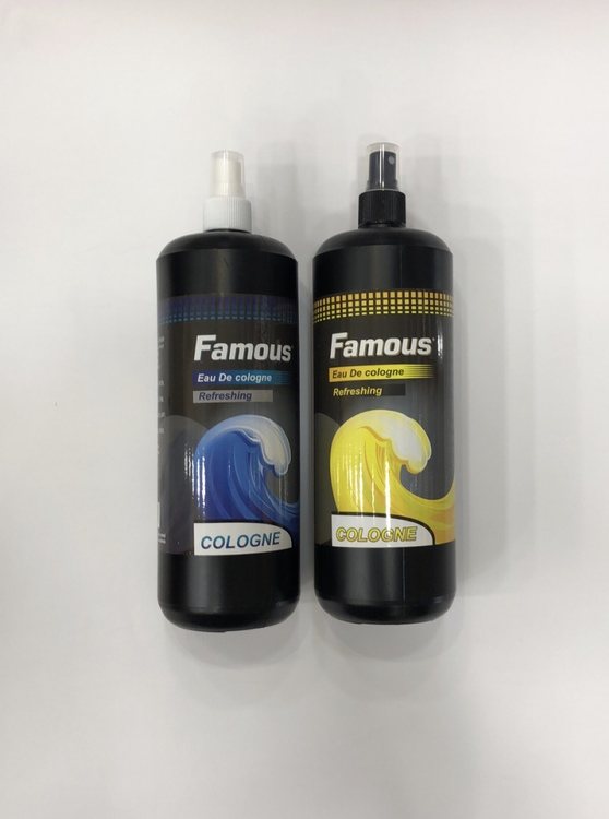 Famous Aftershave Cologne 1000ml