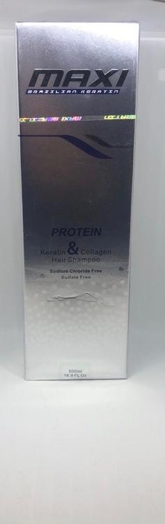 Maxi Brazilian Keratin Shampoo 500ml