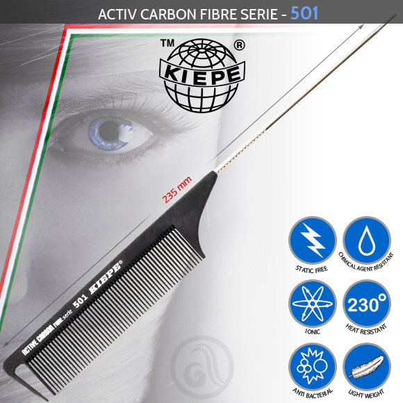 Kiepe Cam ACTIVE CARBON FIBRE Series
