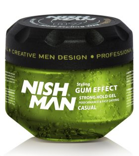 NISHMAN GUM EFFECT HAIR GEL CASUAL 300 ML