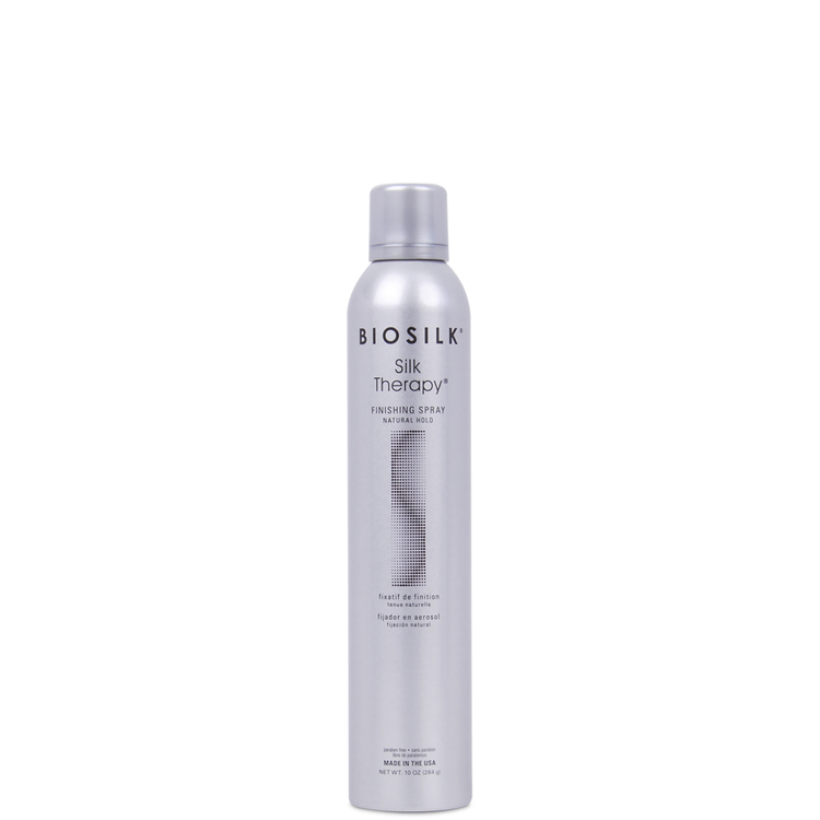BIOSILK FINISHING SPRAY NATURAL HOLD 284G