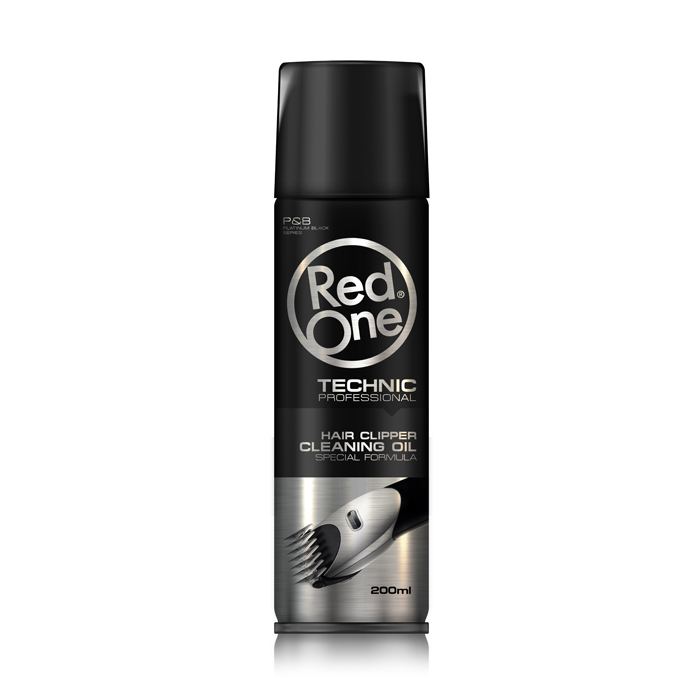 RedOne Technic Hair Clipper Cleaning Oil 200ml