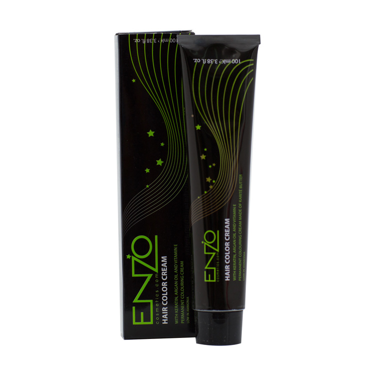 Enzo Hair Color Cream 60ml Olika Färger