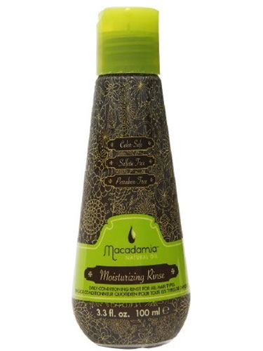 Macadamia Moisturizing Rinse Natural Oil 100 ml