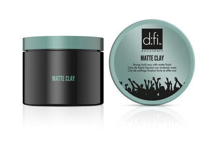 d:fi Matte Clay Strong Hold Wax 150g