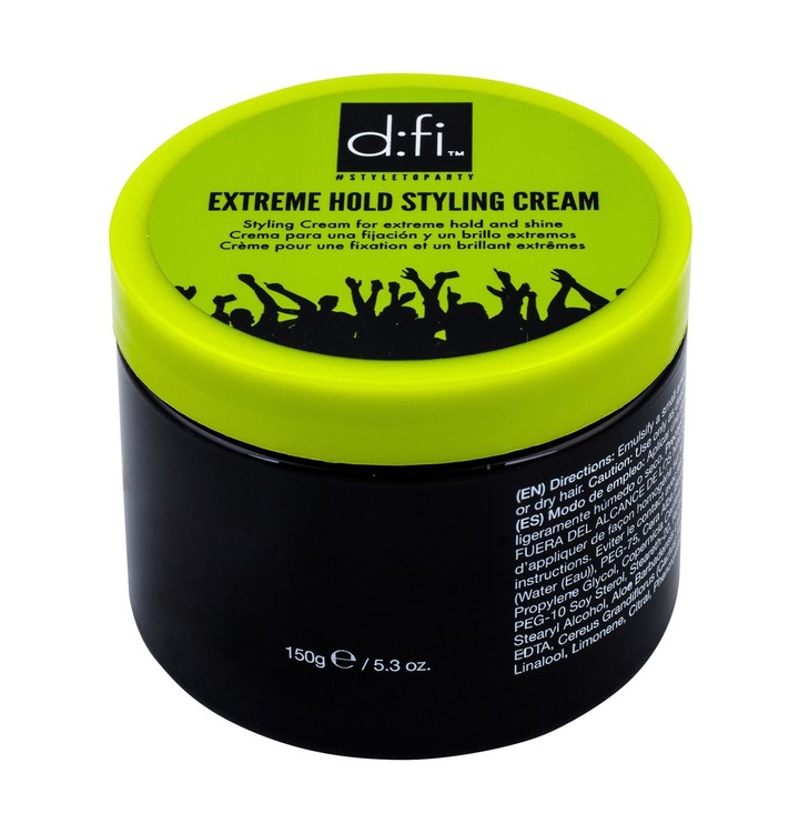 d:fi Extreme Hold Styling Cream d:fi 150g