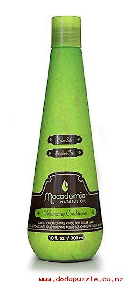 Macadamia Volumizing Conditioner Natural Oil 300ml