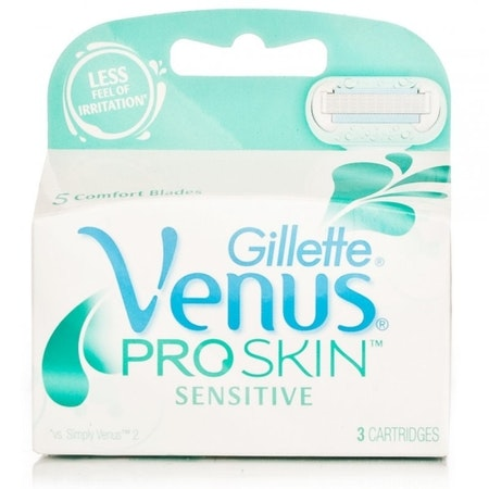 Gillette Venus ProSkin Sensitive 5 Blad 3pack