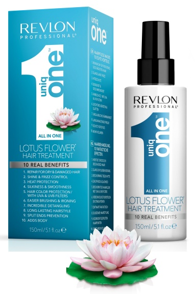 Revlon One Uniq Lotus Flower Hair Treatment 150ml