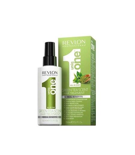 Revlon One Uniq Green Tea Scent Hair Treatment 150ml
