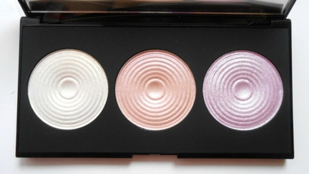 Revolution Makeup 3 Highlighter Power Palette 15g