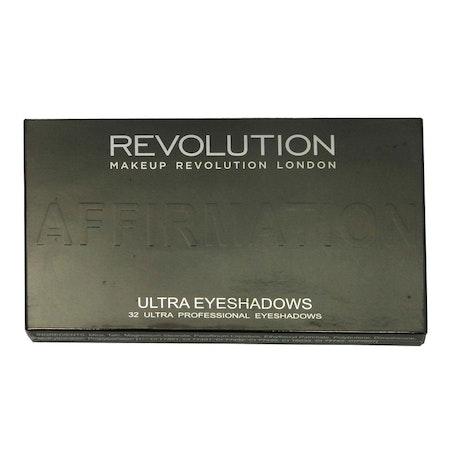 Revolution Makeup 32 Ultra Matte Eyeshadows Affirmation