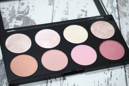 Revolution Makeup Blush Palette Goddess 13g