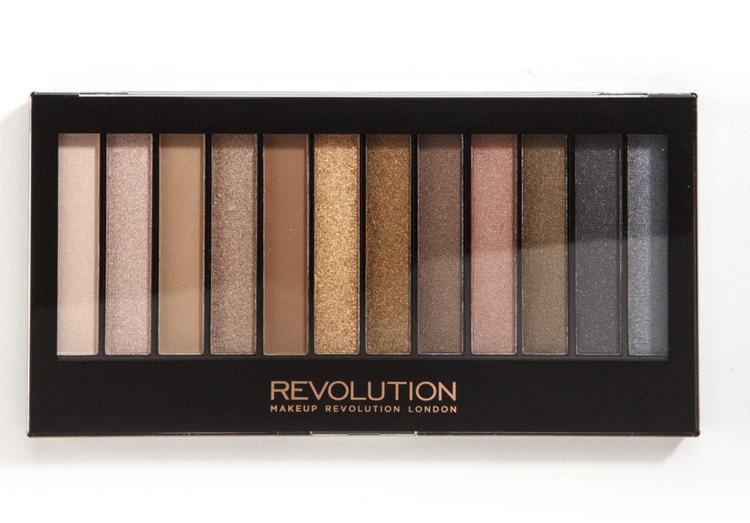 Revolution Makeup Redemption Palette Iconic 1 & 2
