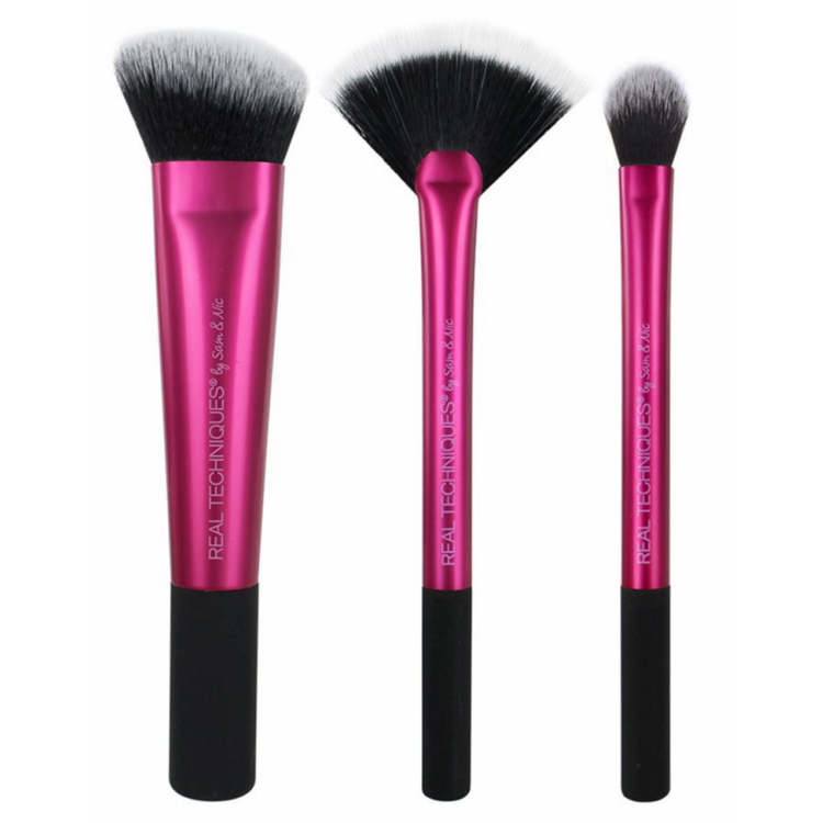 Real Techniques By Sam & Nic Sculpting Brush Set