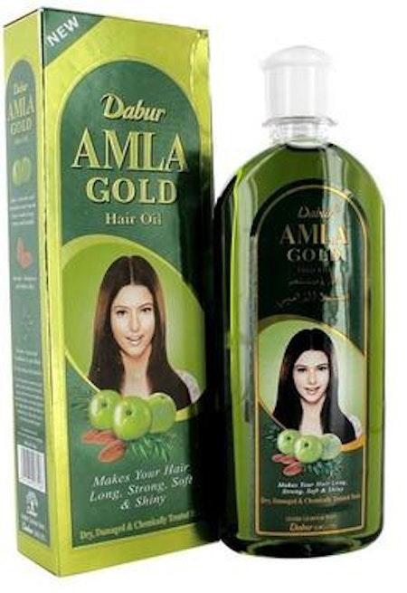 Dabur Amla Gold Miracle Oil Hair Treatment 100ml