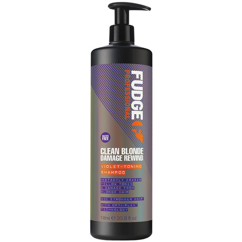 Fudge Clean Blonde Damage Rewind 1000ml