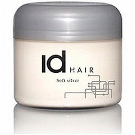 Id Hair Soft Silver Vax 100ml